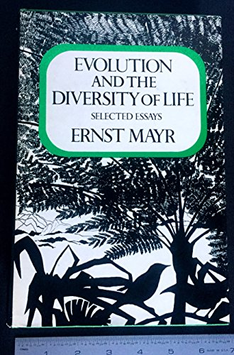 9780674271043: Evolution and the Diversity of Life: Selected Essays