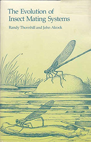9780674271814: The Evolution of Insect Mating Systems