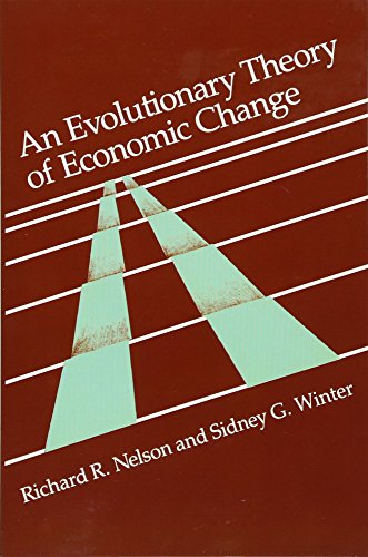 9780674272286: An Evolutionary Theory of Economic Change (Belknap Press)