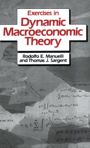 9780674274761: Exercises in Dynamic Macroeconomic Theory: 14