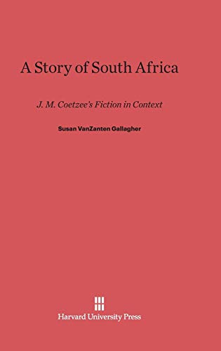 9780674281455: A Story of South Africa