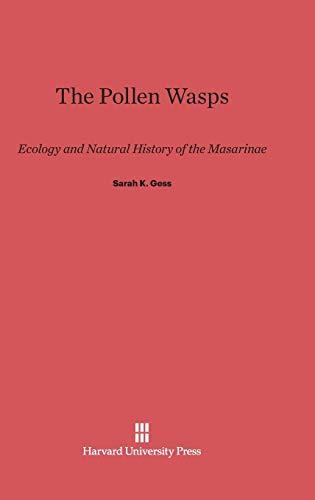 9780674281691: The Pollen Wasps