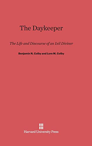 9780674283640: The Daykeeper