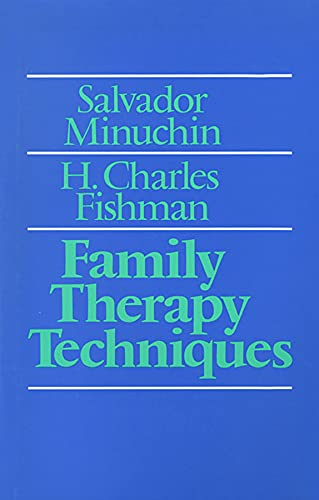 9780674294103: Family Therapy Techniques