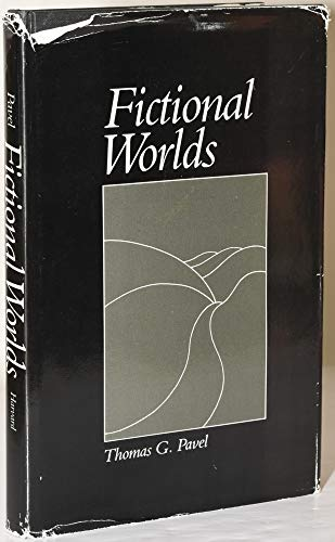 9780674299658: Fictional Worlds