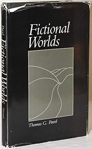 9780674299658: Fictional Worlds