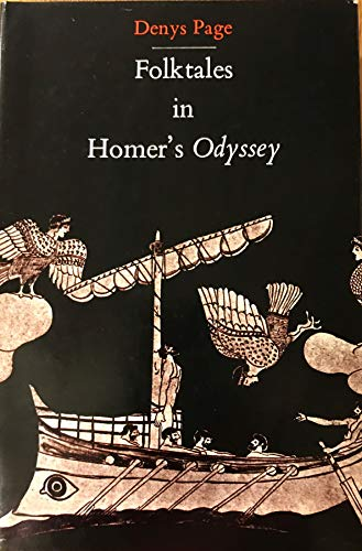 9780674307209: Folk Tales in Homer's Odyssey (C.N.Jackson Lecture)
