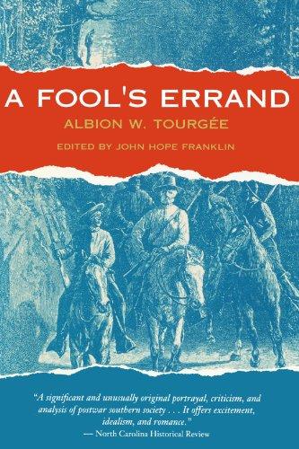 9780674307513: A Fool's Errand (The John Harvard Library)