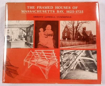 9780674316805: The Framed Houses of Massachusetts Bay, 1625-1725 (Belknap Press)