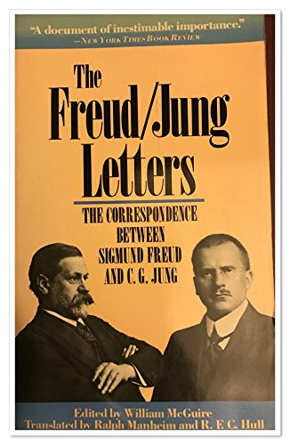 9780674323308: The Freud/Jung Letters - the Correspondence between S Freud & C G Jung (Paper Only)