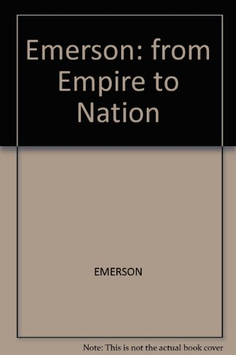 9780674324008: From Empire to Nation: The Rise to Self-Assertion of Asian and African Peoples