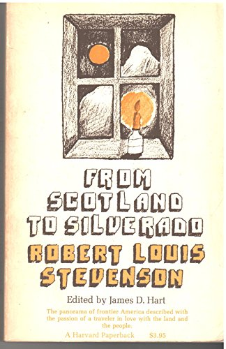 9780674326033: From Scotland to Silverado: Comprising The Amature Emigrant: