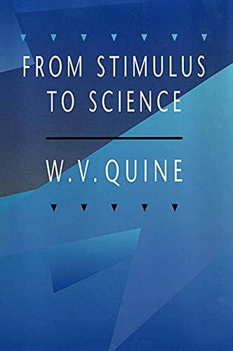 9780674326361: From Stimulus to Science
