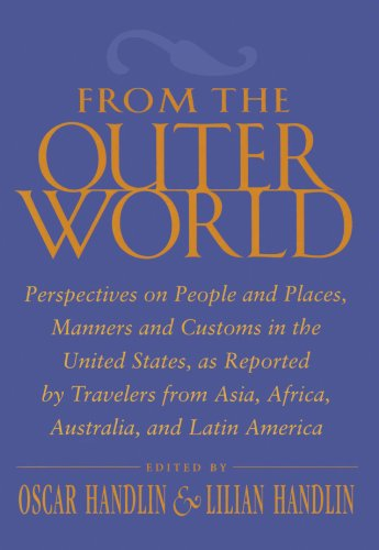 9780674326408: From the Outer World
