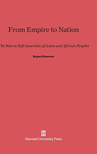9780674333130: From Empire to Nation