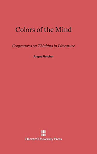 9780674334137: Colors of the Mind