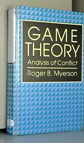 9780674341159: Game Theory: Analysis of Conflict