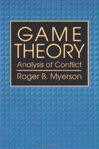 9780674341166: Game Theory: Analysis of Conflict
