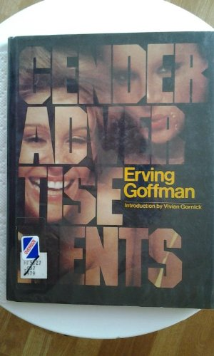 9780674341913: Goffman: Gender Advertisements