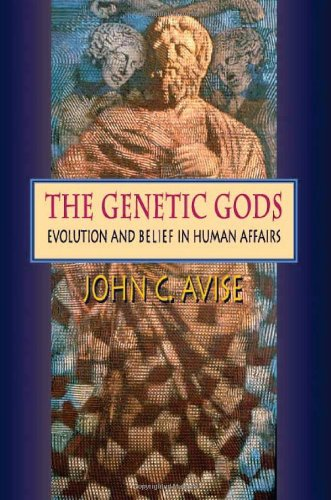 9780674346253: The Genetic Gods: Evolution and Belief in Human Affairs