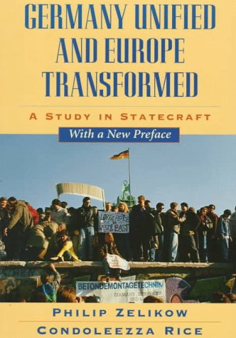 9780674353251: Germany Unified and Europe Transformed: A Study in Statecraft