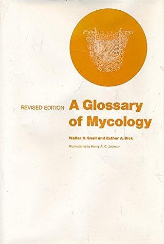 9780674354517: Glossary of Mycology