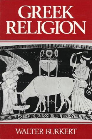 9780674362819: Greek Religion