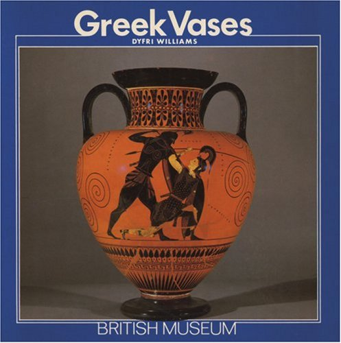 9780674363151 Greek Vases Paper Only British Museum Paperbacks