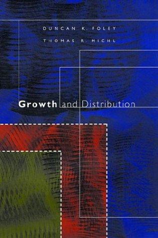 9780674364202: Growth and Distribution