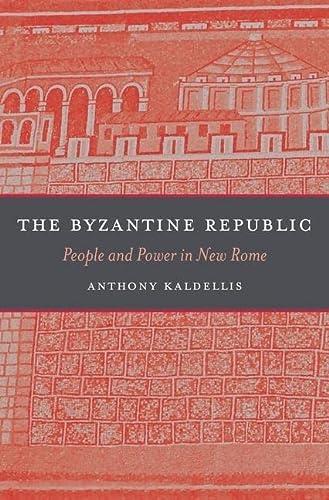 9780674365407: The Byzantine Republic