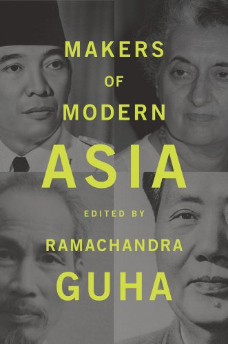 9780674365414: Makers of Modern Asia