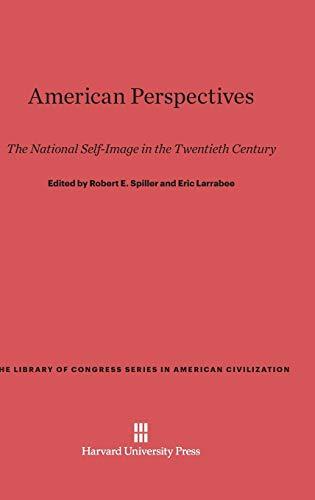 American Perspectives (Hardback)