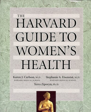 9780674367692: The Harvard Guide to Womens Health