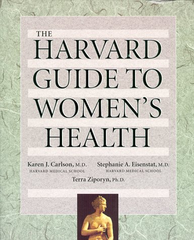 9780674367715: The Harvard Guide to Women's Health (pb book/CD set) (Harvard University Press Reference Library)