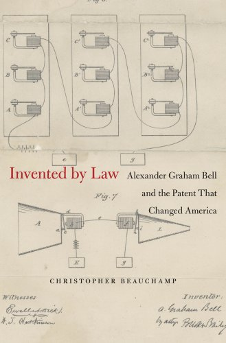 9780674368064: Invented by Law: Alexander Graham Bell and the Patent That Changed America