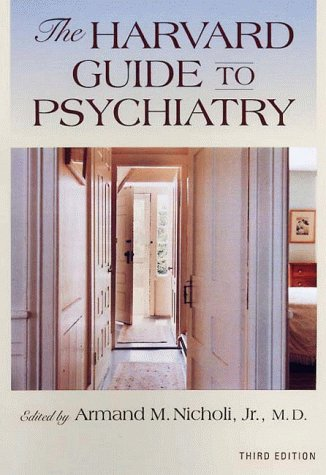 9780674375703: The Harvard Guide to Psychiatry: Third Edition