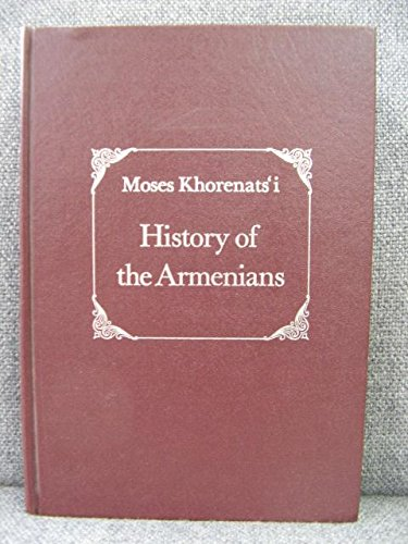 9780674395718: History of the Armenians