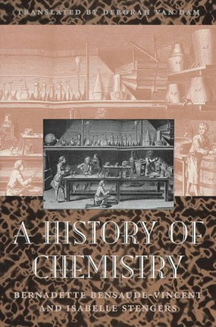 9780674396593: A History of Chemistry (Religion and Politics)