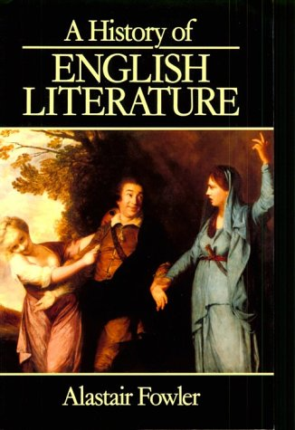 9780674396647: A History of English Literature
