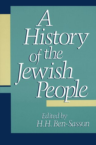 9780674397316: A History of the Jewish People