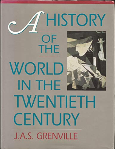9780674399600: A History of the World in the 20th Century (Obee) (Cloth)