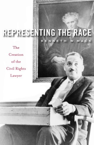 9780674416956: Representing the Race: The Creation of the Civil Rights Lawyer