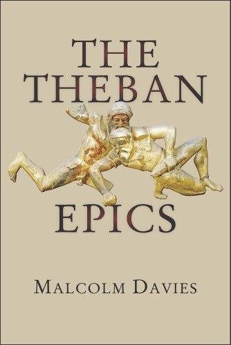 9780674417243: The Theban Epics (Hellenic Studies Series)