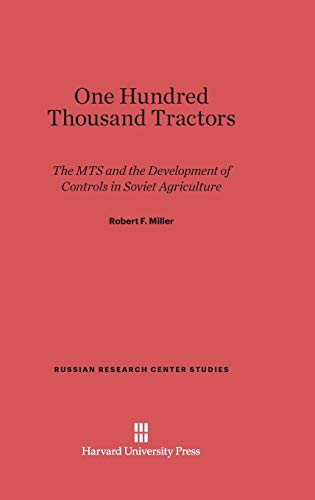 9780674421295: One Hundred Thousand Tractors (Russian Research Center Studies)
