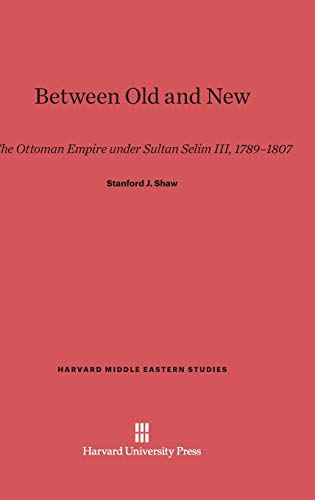 9780674422803: Between Old and New (Harvard Middle Eastern Studies)