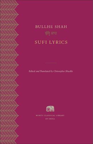 9780674427747: Sufi Lyrics (Murty Classical Library of India)