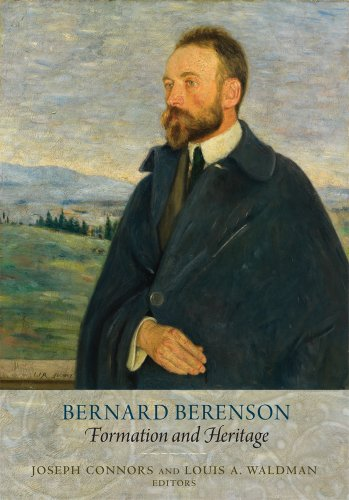 9780674427853: Bernard Berenson: Formation and Heritage
