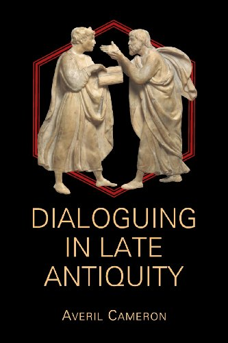 9780674428355: Dialoguing in Late Antiquity (Hellenic Studies Series)