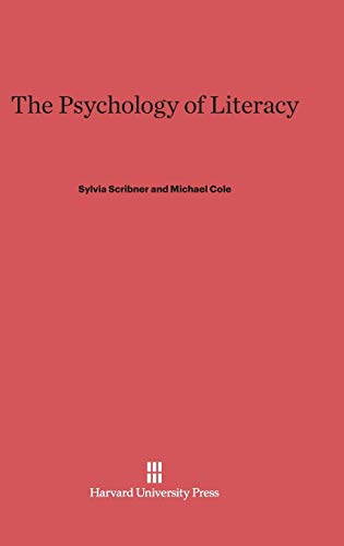 9780674433007: The Psychology of Literacy