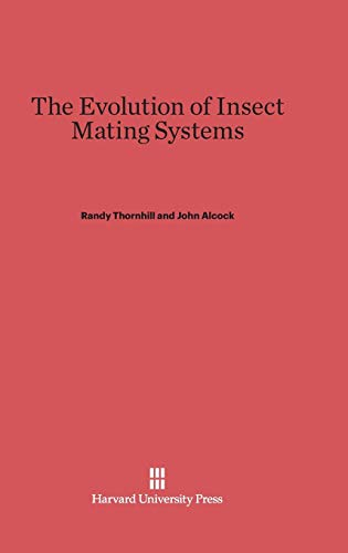 9780674433953: The Evolution of Insect Mating Systems